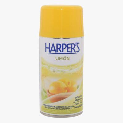 Repuesto difusor automático limón