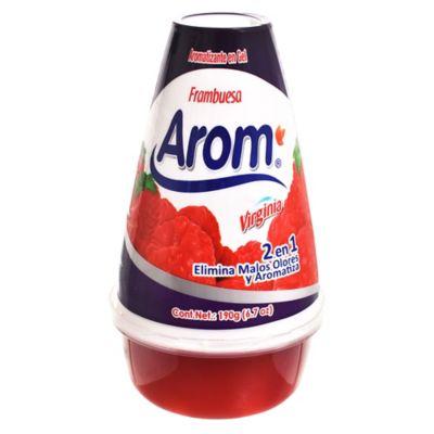 Aromatizante en gel frambuesa