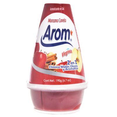Aromatizante en gel manzana y canela