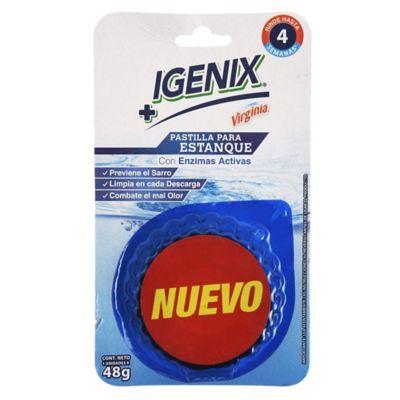 Pastilla para mochila de inodoro azul 48 g
