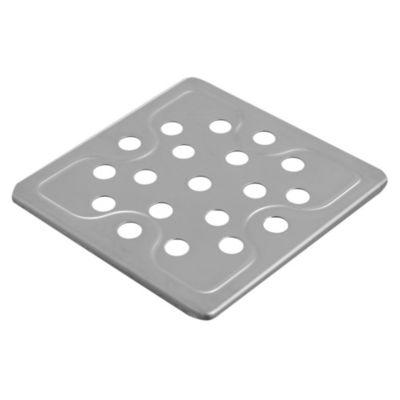 Tapa rejilla de acero inoxidable 10 x 10 cm