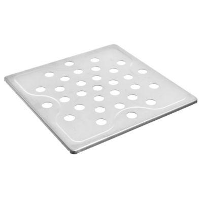 Tapa rejilla de acero inoxidable 15 x 15 cm