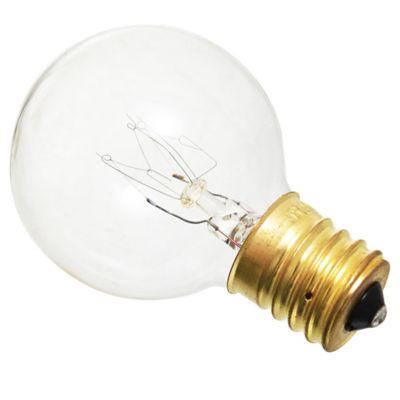 Lámpara de luz de repuesto E17 7 w cálida
