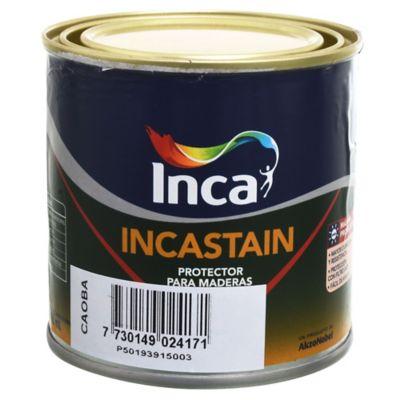 Protector de maderas Caoba Incastain 250 ml