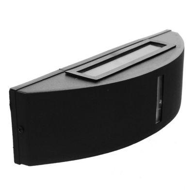 Bidireccional E27 visor plano x 2 unidades