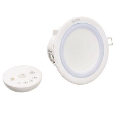 Panel de embutir LED smalu 9 w