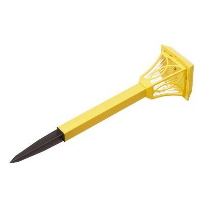 Farolito solar led amarillo