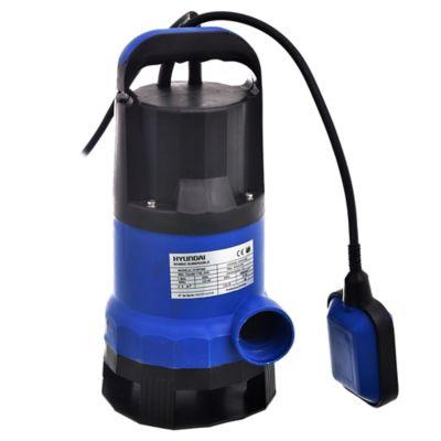Bomba sumergible de desagote plástica 0,5 HP 5 m