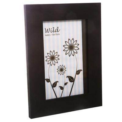 Porta retrato Wild Espresso 15 x 20 cm