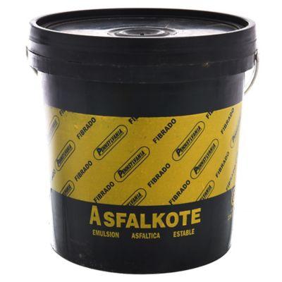 Membrana asfáltica líquida Fibrado 4 kg