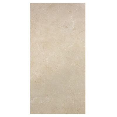 Porcelanato interior 30 x 60 cm marmi beige 1.44 m2
