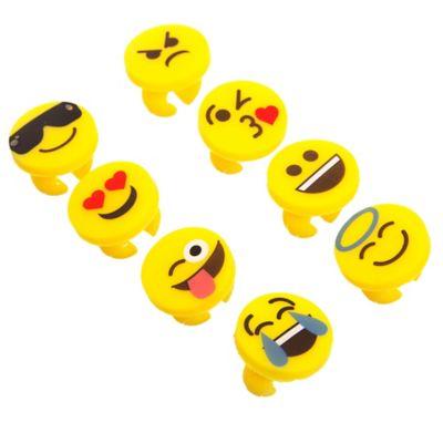 Marca copas Emoticón 8 piezas