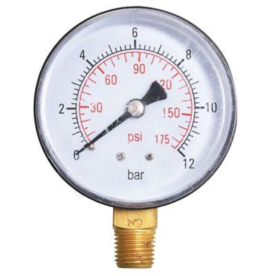 Manómetro 0 - 12 Bar
