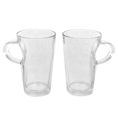 Pack de 2 tazas Elba 262 ml