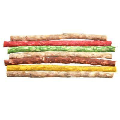 Rollitos masticables de cuero