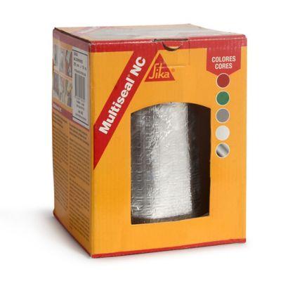 Membrana asfáltica autoadhesiva con aluminio 20 cm x 10 m
