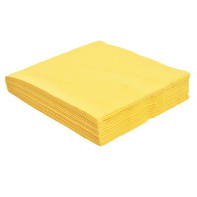 Servilletas Tisú amarillas chicas