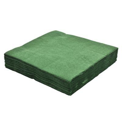 Servilletas Tisú verdes chicas