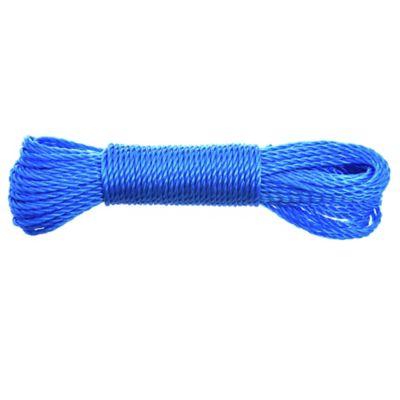 Cuerda retorcida de PVC 3 mm x 20 m de colores 7193