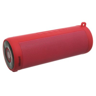Parlante mini bluetooth rojo
