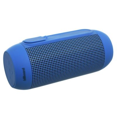 Parlante mini bluetooth azul