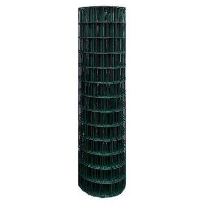 Malla verde plastificada de 1,2 x 25 m