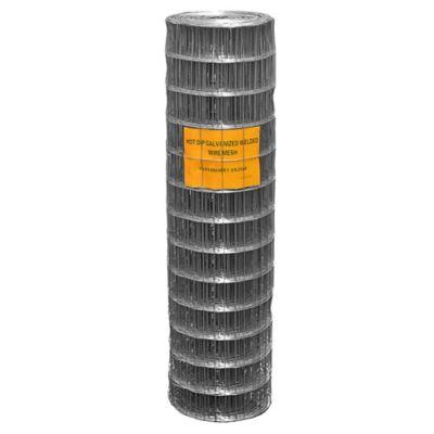 Malla electrosoldada de 75 x 50 mm - 1 x 25 m