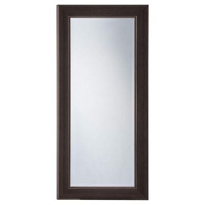 Espejo Antique negro 50 x 110 cm