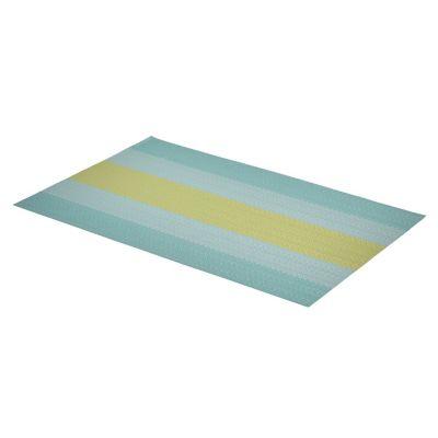 Individual rectangular Rayas 45 x 30 cm multicolor