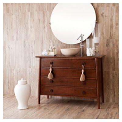 Porcelanato satinado 62 x 62 cm Antique Wood madera 1.92 m2