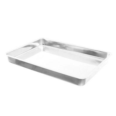 Asadera rectangular baja 41 x 29 x 4 cm