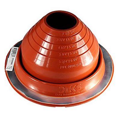 Sello cuello de goma silicona Nº4 de 73 a 160 mm