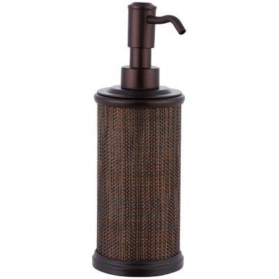 Dispensador de jabón Twillo bronce