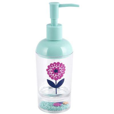 Dispensador de jabón Floral