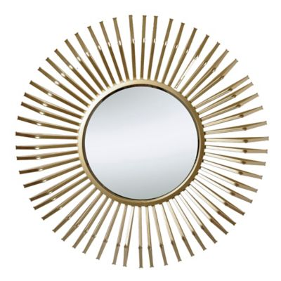 Espejo Teramo redondo 81 x 81 cm