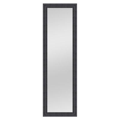 Espejo onda negro 30 x 120 cm