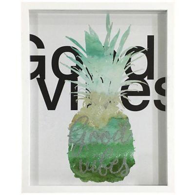 Cuadro Good Vibes 43 x 53 cm