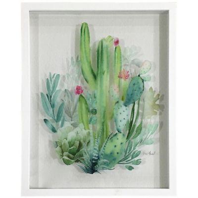 Cuadro Cactus 43 x 53 cm