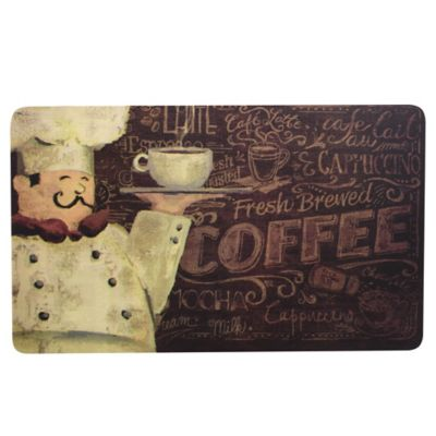 Felpudo coffee chef 45 x 75 cm