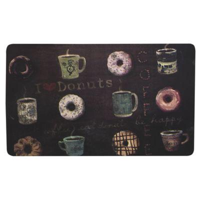 Felpudo donuts 45 x 75 cm