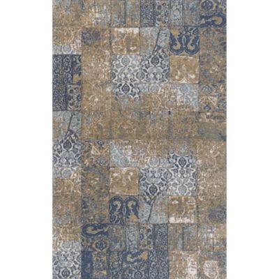 Alfombra Prato patch 115 x 190 cm multicolor