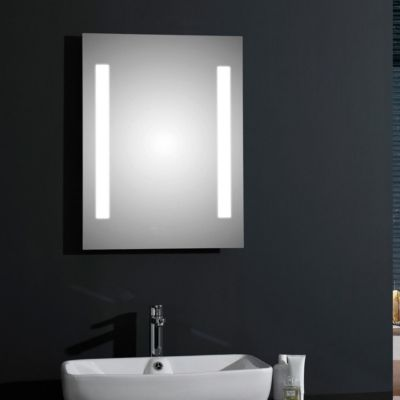Espejo de baño Paris LED antifog 50 x 70 cm