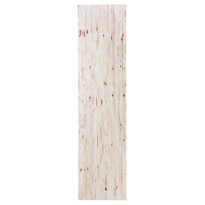 """Tablero de pino com 1"""" x 60 x 240 cm"""