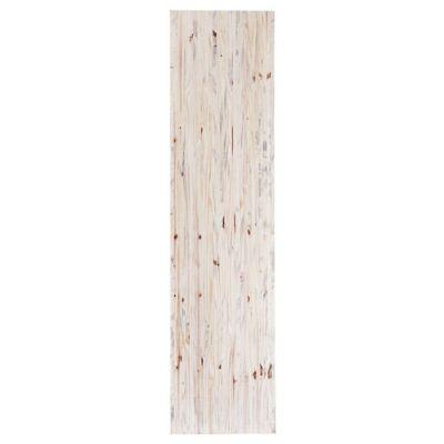 "Tablero de pino com 1"" x 0.80 x 2.40 metros"