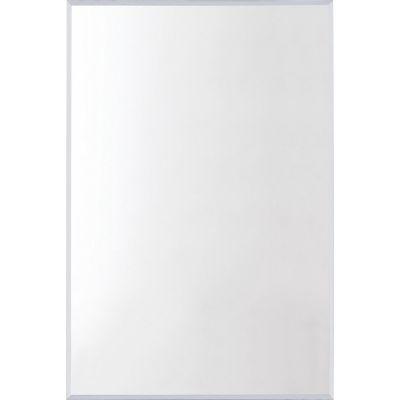 Espejo de baño biselado 60 x 90 cm