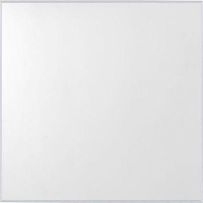 Espejo de baño biselado 100 x 100 cm