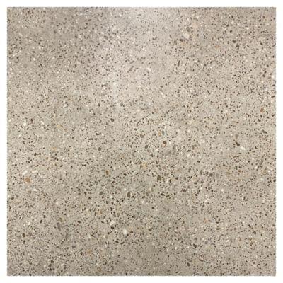 Porcelanato mate 60 x 60 xm Monolitico gris 1.44 m2
