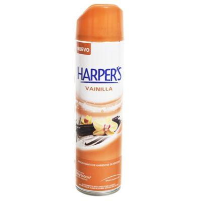 Desodorante de ambiente en aerosol vainilla