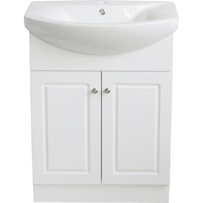Vanitory San Remo blanco 65 cm