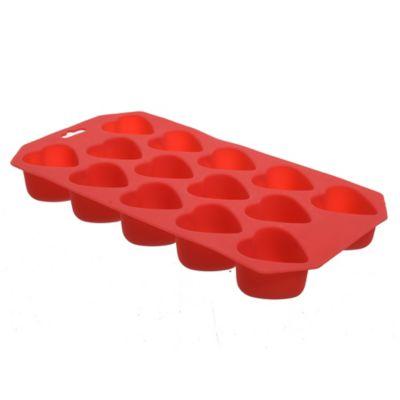 Cubetera para hielo 14 huecos corazón